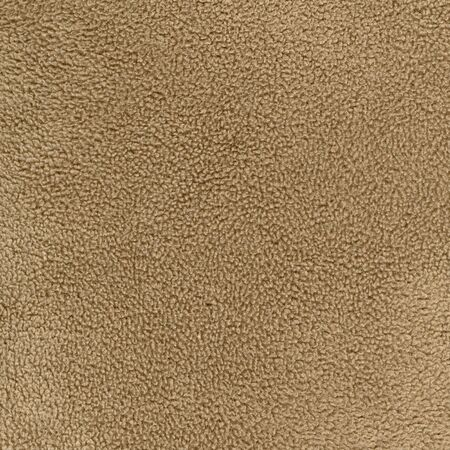 warm and soft synthetic beige fleece from sport clothing