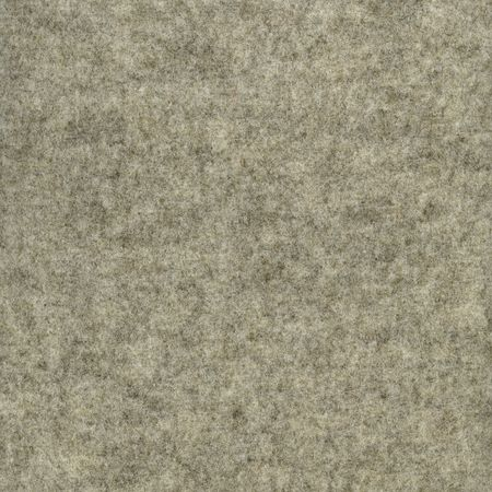 fabric textures: gray wool felt texture - soft non-woven cloth background  Stock Photo