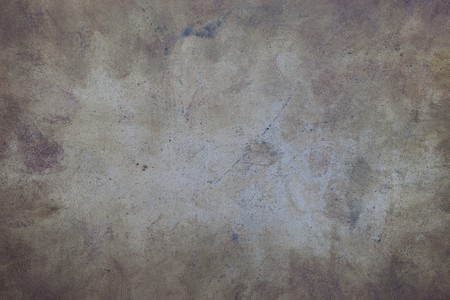 grunge background - scratched, stained and dusty metal (steel) sheet  photo