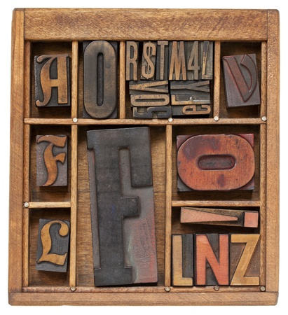 letterpress blocks: antique letterpress printing blocks