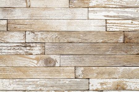 Grunge Hintergrund mit alten Holz weiß lackiert Planken Standard-Bild - 10493250