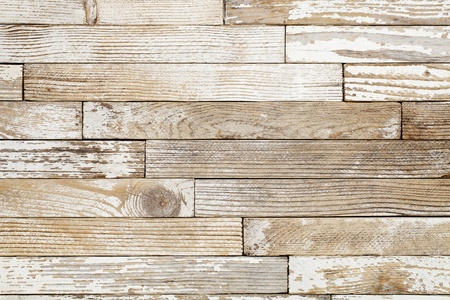 painted wood: grunge wood background with old white painted planks Stock Photo
