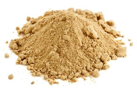 raw organic dried camu camu fruit powder (Myciara Dubia) i- rainforest superfruit from Peru rich in vitamin C Stock Photo - 14063422