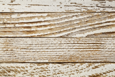 grunge wood background with old white painted planks, different grin patterns Stock Photo - 14288577
