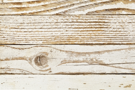 grunge wood background with old white painted planks, different grain patterns Stock Photo - 14600075