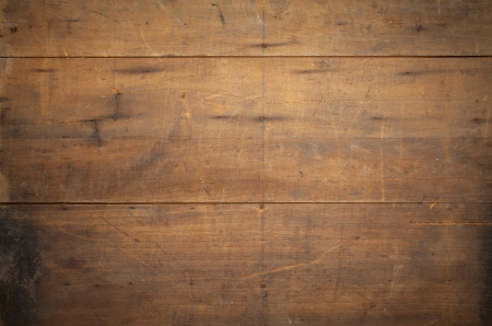 texture background of old grunge wood with scratches and stains Stock Photo - 19082111