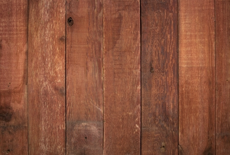 red weathered barn wood background with knots and nail holes Stock Photo - 20581065