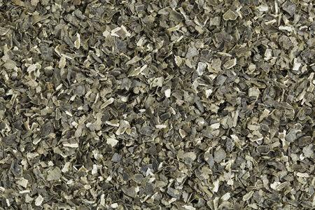 dried  wakame seaweed (Alaria esculenta) Stock Photo - 24959912