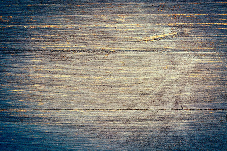 gritty: closeup of grunge and gritty blue painted, rough wood background