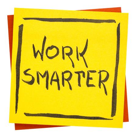 더 똑똑한 영감 조언 또는 알림 작동 - 격리 된 스티커 메모에 필기