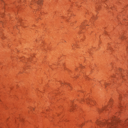background of pumpkin orange Huun Mayan handmade paper created  by Mayan artisans throughout the Yucatan Peninsula of Mexico Stock fotó