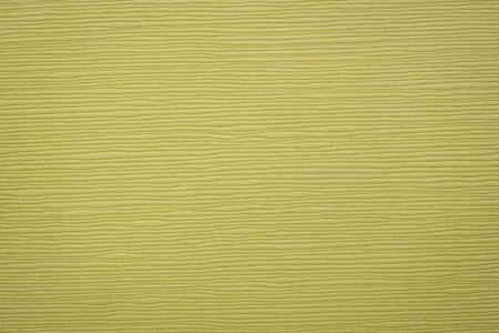 Japanese avocado green linen washi paper with an embossed linear groove texture Stock Photo
