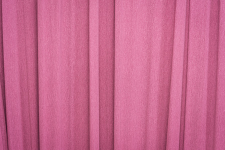 pink crepe paper - background with crinkled texture