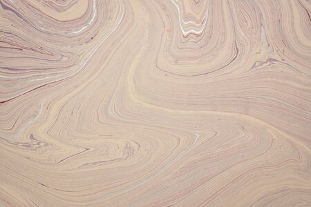 lavender marbled paper made from recycled jute fiber, abstract background