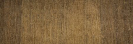 dark Egyptian papyrus paper background. Papyrus, a renewable plant resource, is the oldest writing material in existence today, dating back at least 5,000 years. Long web banner.