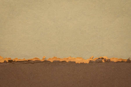 abstract landscape in pastel earth tones - a collection of handmade rag papers 版權商用圖片