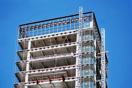 High Rise Construction 1 photo