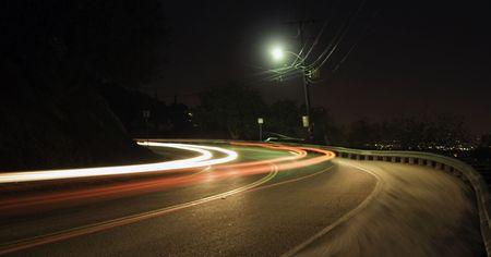 Nighttime Driving