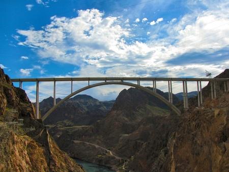 O Callaghen-Tilman Bridge Reklamní fotografie