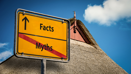 Street Sign Facts versus Myths