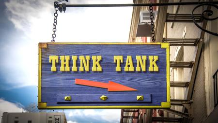 Street Sign Think Tank