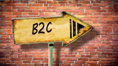Street Sign to B2C