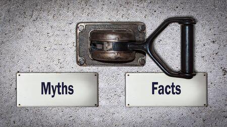 Wall Switch la direzione verso i fatti contro i miti