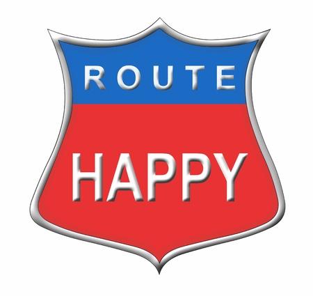 Route Happy photo