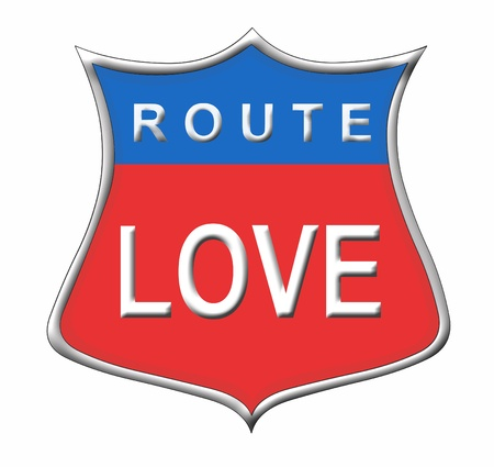 route love Stock Photo - 11091572