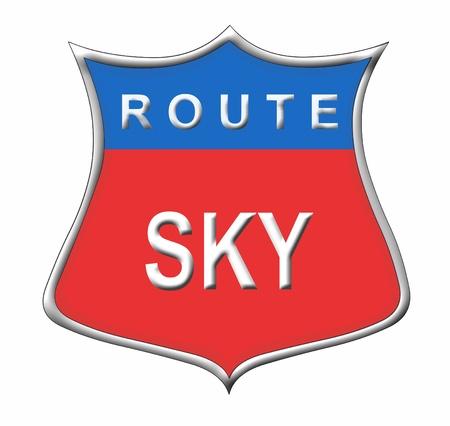 glanz: route sky