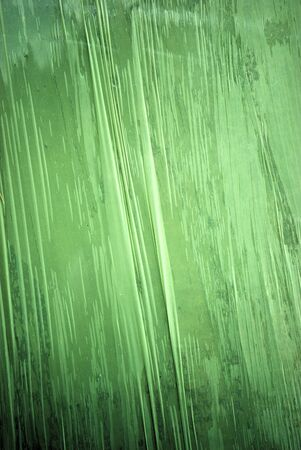 material, background of green agricultural plastic