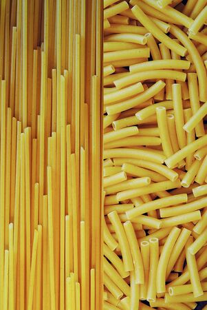 texture, background, spaghetti and macaroni 写真素材