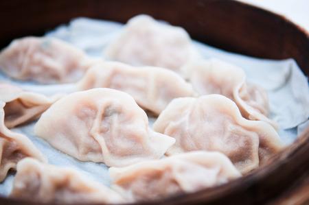Chinese Dim Sum, delicious Xiao long bao.