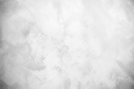 Abstract white and gray tone wallpaper or presentation background aged concrete texture