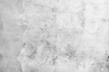 Old grunge white and gray tone concrete texture background - concrete wall wallpaper for presentation