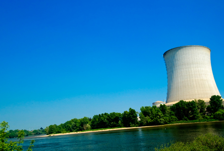 reactor: nuclear reactor power plant