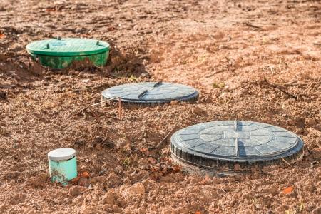 eau de pluie: traitement des eaux us�es domestiques