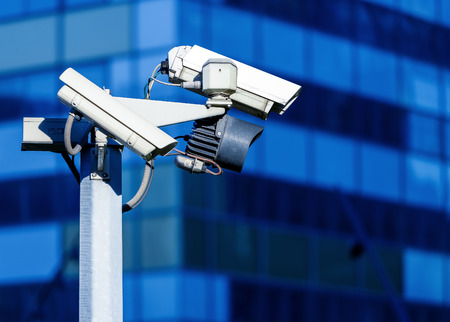 larceny: security camera and urban video