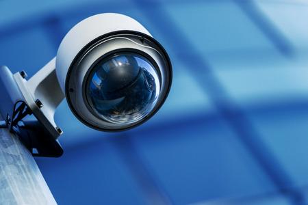 Cámaras de seguridad y video urbano Foto de archivo - 26502564