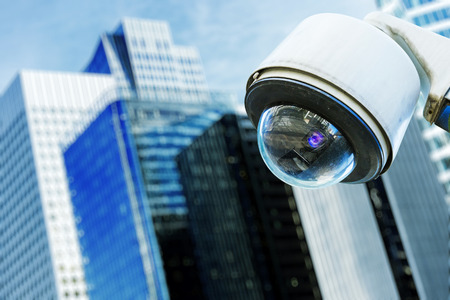 business security: security camera and urban video