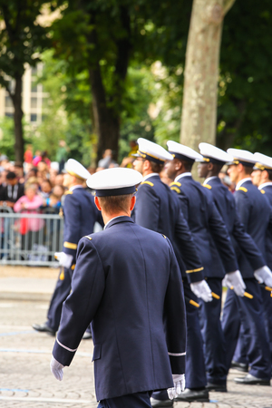 battalion: Close-up of Military parade during the ceremonial