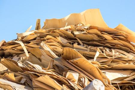 biomasa: Virutas de madera para una combustión de biomasa