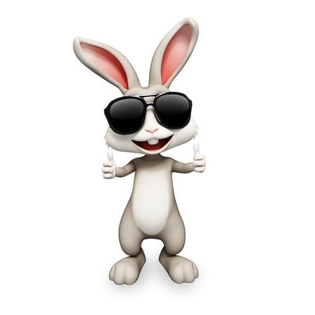 행복 토끼