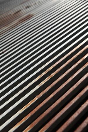manhole grill