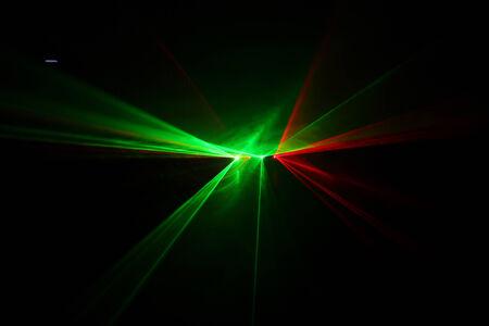 lasser light beam