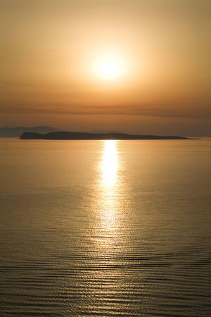 sunset;