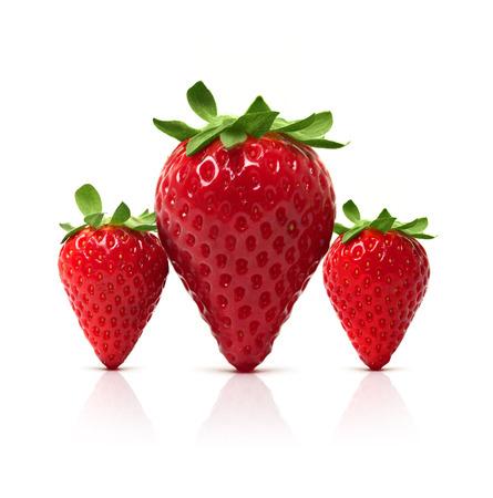 strawberry three of a kind