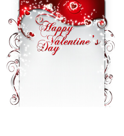 Sanit Valentine card