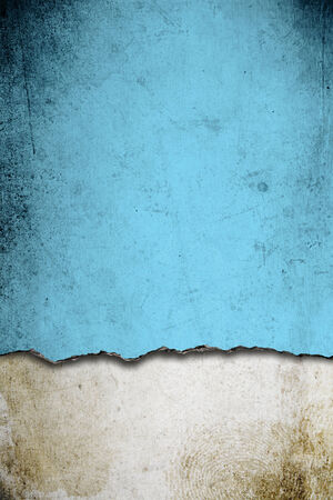 dual colours hi res grunge textures and backgrounds Stock Photo