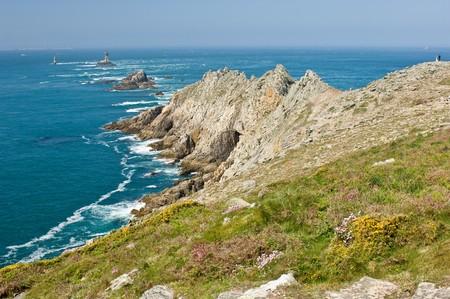 du ร    ก ร: Pointe du Raz, Brittany, France